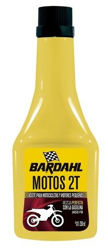Aceite Para Motocicletas Motores Pequeños 2t 250 Ml Bardahl