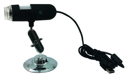 Microscopio Digital 5 Mp 400x Windows 8 Y Mac Obi