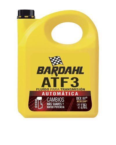 Aceite Lubricante Transmisión Automática Atf-3 Galon Bardahl