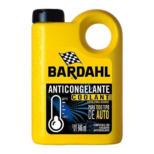 Anticongelante Listo Para Usar Coolant 946 Ml Bardahl