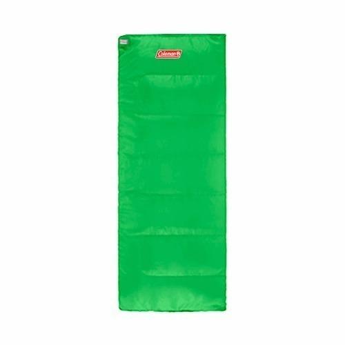 Bolsa De Dormir 187cm Y 72cm Sin Gorro Breeze Verde Coleman