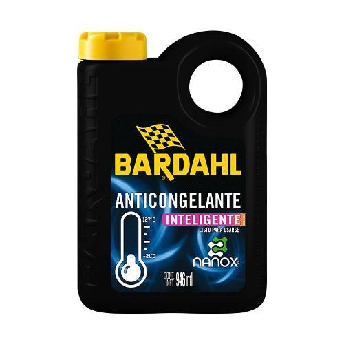 Anticongelante Inteligente Coolant Nanox 946 Ml Bardahl