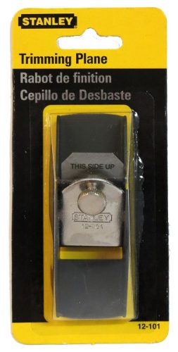 Cepillo De Carpintero Para Desbaste 90 Mm 12101 Stanley