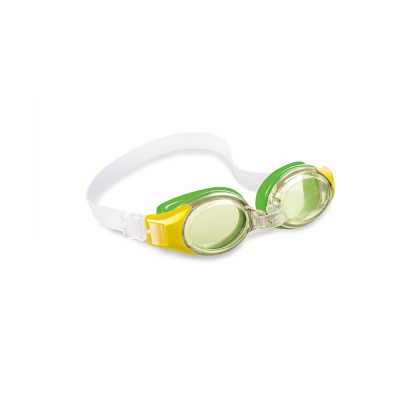 Goggles Para Natacion Policarbonato Para Niños Mrados Intex