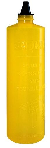 Líquido Para Batería Agua Desmineralizada Bardahl 500 Ml