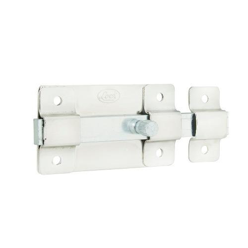 Pasador De Sobreponer 5 Cm Níquel Satinado L035nib Lock