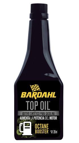 Aditivo Para Gasolina Aumenta La Potencia 250 Ml Bardahl