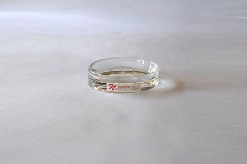 Jabonera Acrilico Transparente Ba-436201 Namaro Design