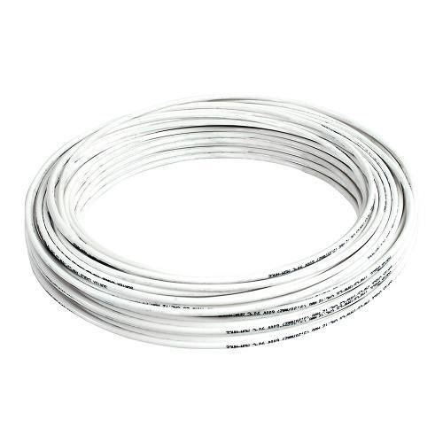 Cable Eléctrico Tipo Thw-ls/thhw-ls Cal.8 100m Blanco 136913