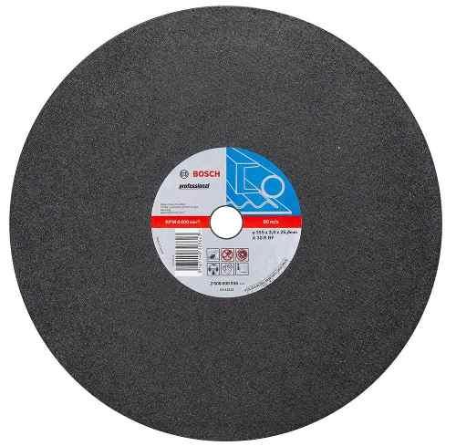 Disco Abrasivo Corte Exp 14 Metal Cto Recto 14  1malla Bosch