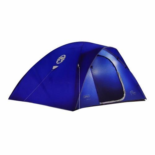 Tienda De Campaña Lx 4 Personas Azul 2000026154 Coleman