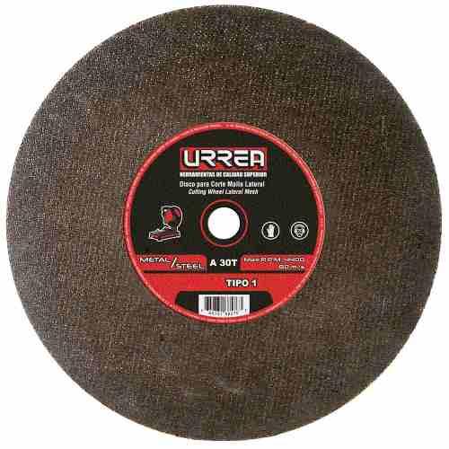 Disco T/1 Metal4-1/2x1/16m/pes U761 Urrea