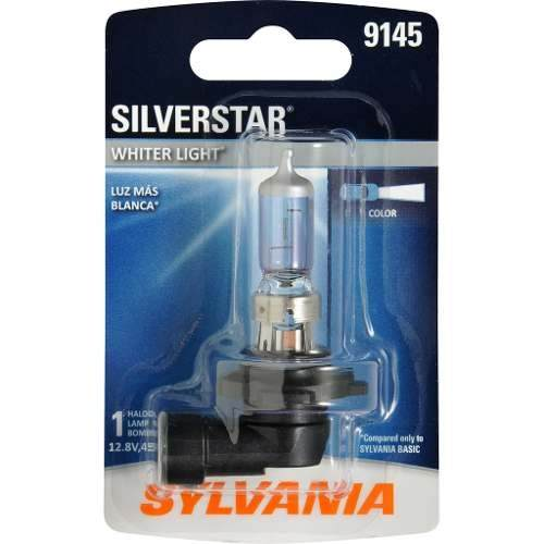 Foco De Niebla Sylvania 9145 Silverstar Halogeno 1 Pc