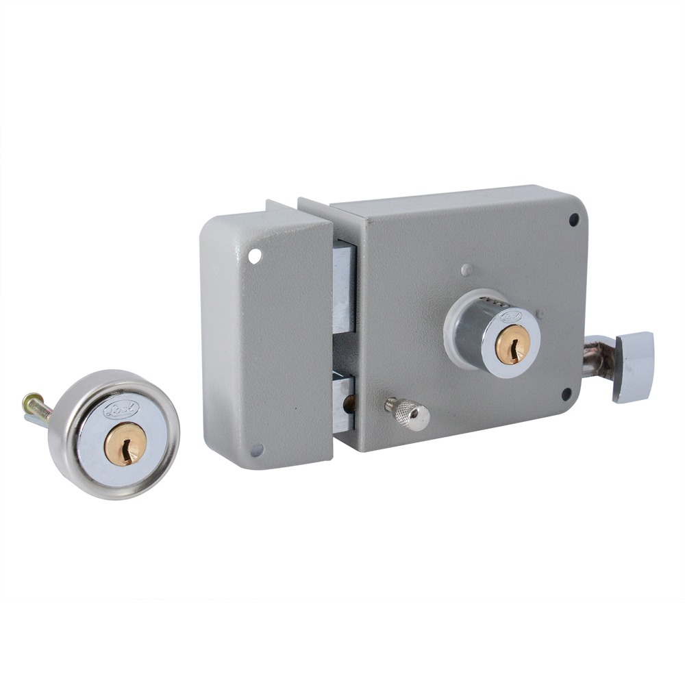 Cerradura Sobreponer Clásica Dcha Puntos Caja A Color Lock