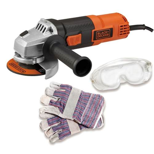 Esmeril Angular 820w G720k Black & Decker