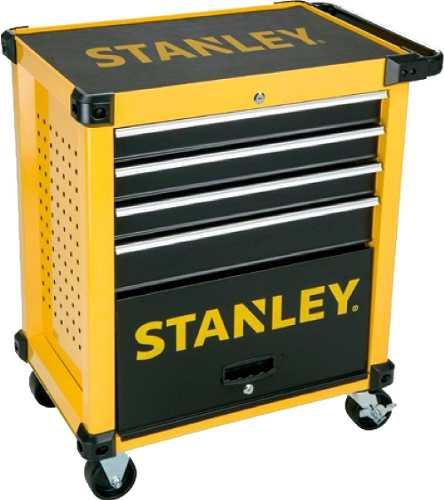 Gabinete Rodante Con 4 Gavetas Y 1 Puerta St4305-840 Stanley
