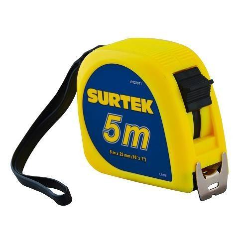 Flexómetro De Invencible 5.5m X 1 Surtek B122071