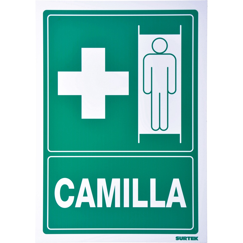 Señal Camilla Ses8 Surtek