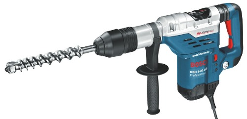 Martillo Perforador Con Sds-max Gbh 5-40 Dce Bosch