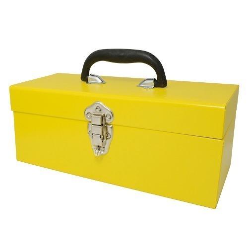 Caja Portaherramientas Metálica 36x16x15 Cm Tb08 Surtek