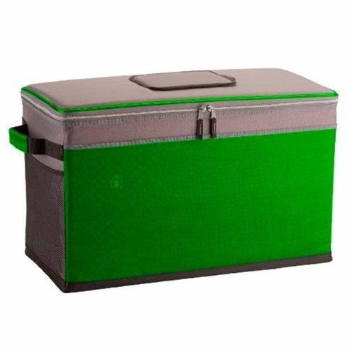 Hielera Flexible Color Verde 72 Latas Polietileno Coleman