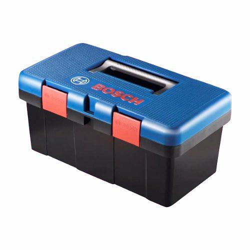 Caja Para Herramientas Toolbox 20 Kg Trabas Plásticas Bosch