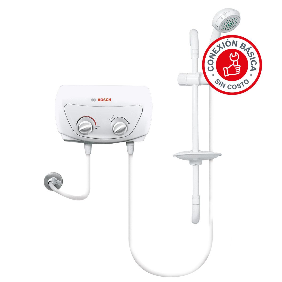 Regadera Electrica Automatica Tronic 3000s 3 Potencias Bosch