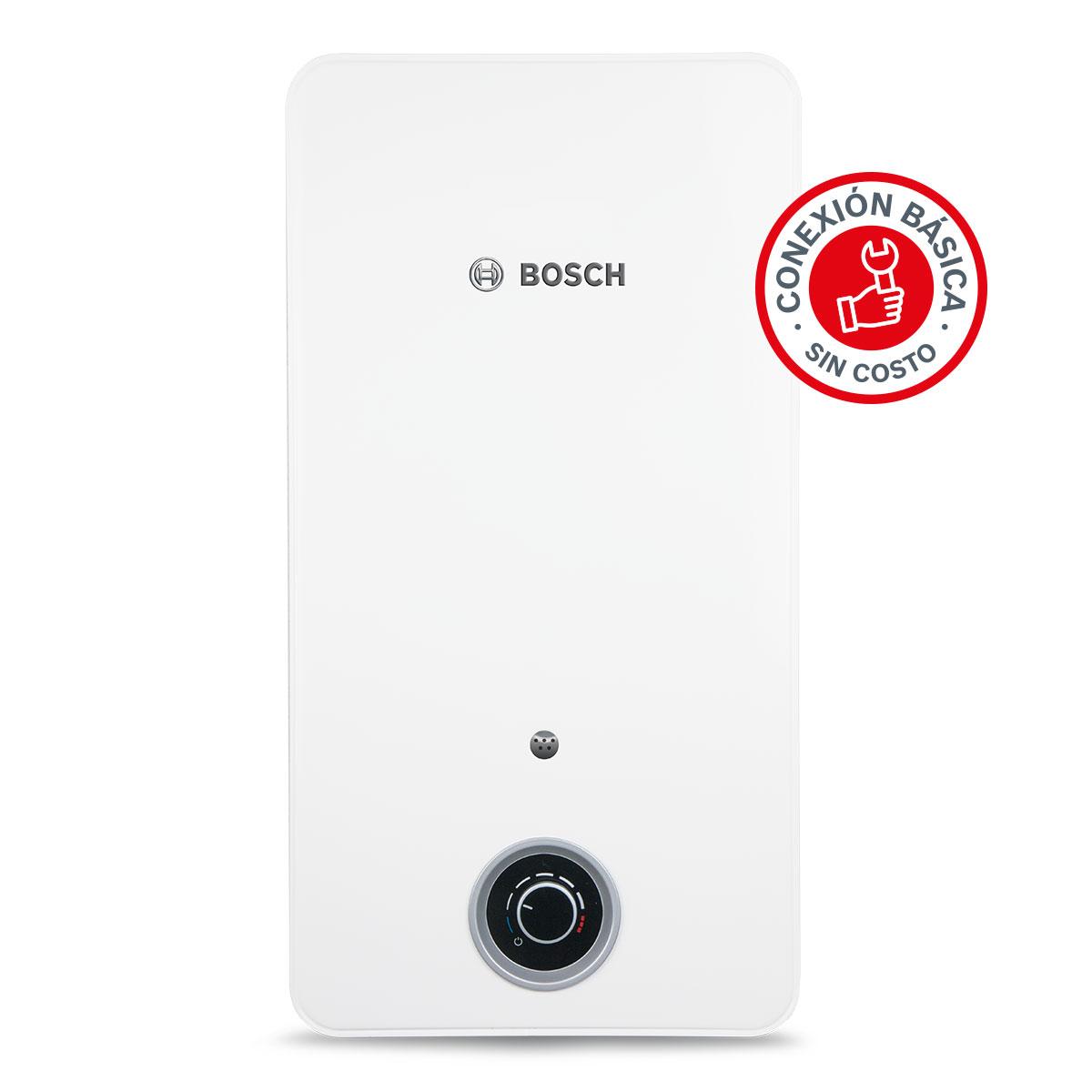 Calentador Paso Conexion 1 Servicio De Gas Balanz 7 Bosch