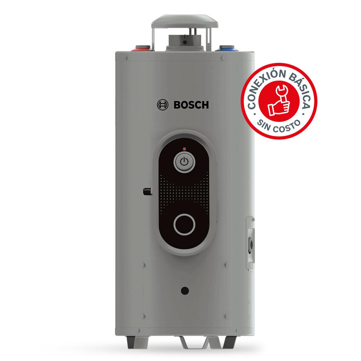 Calentador De Paso Para 2 Servicios Fast 11 Gas Lp Bosch