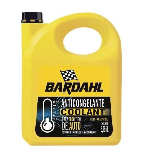 Anticongelante Listo Para Usar Coolant 1 Galon Bardahl