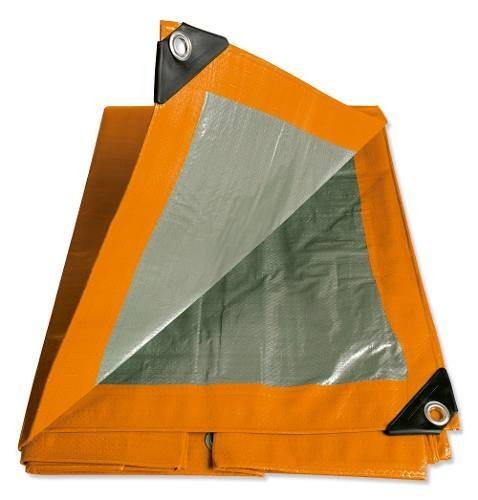 Lona Polietileno Naranja 20 X 30 Pies Le20x30n Foy