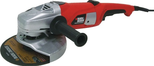 Esmeril Angular 9 Inch 2200 W Profesional G2209 Black&decker