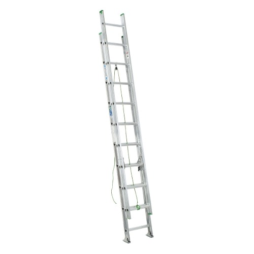 Escalera Extension20escalontipoii102 Kgaluminio Werner