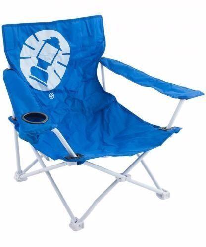Silla De Playa Y Campismo Azul Marino 2116-685nb Coleman