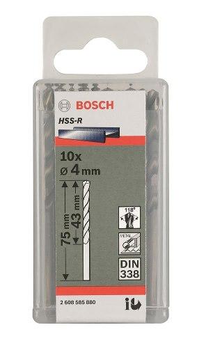 Broca Hss-r 25/64  10 Pz. Bosch