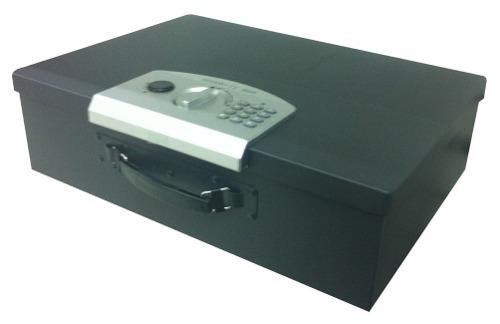 Caja Tipo Portafolio De 45 Cm Digital Metal Ts1001 Obi