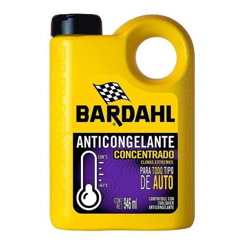 Anticongelante Refrigerante Concentrado 946 Ml Bardahl