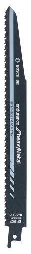 Sierra Sable S1130cf Metal Duro 225mm 5pz. Bosch