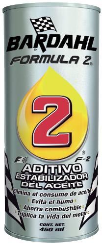 Aditivo Para Aceite De Motor Para Autos Bardahl 2 450 Ml