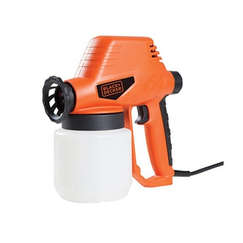 Pistola Para Pintar Electrica 800ml Bdps130 Black And Decker