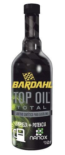 Aceite Aditivo Gasolina Top Oil Total Autos Camionetas 473ml