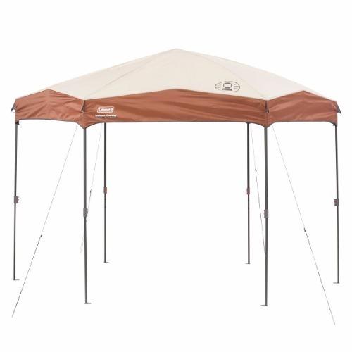 Toldo Instantaneo 12x10 Ft Canopy Exteriores Jardin Coleman