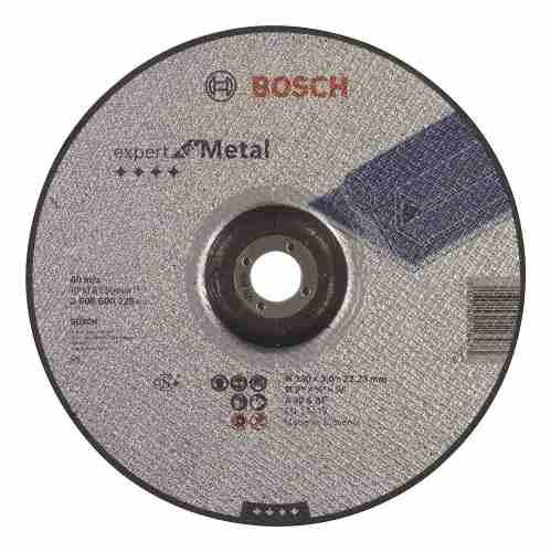 Disco Abrasivo Corte  Cto Deprimido 9 X1/8 Bosch