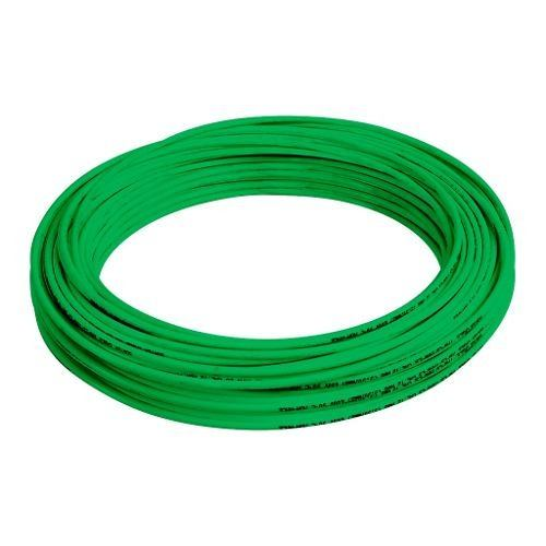 Cable Eléctrico Tipo Thw-ls/thhw-ls Cal.12 100m Verde 136920