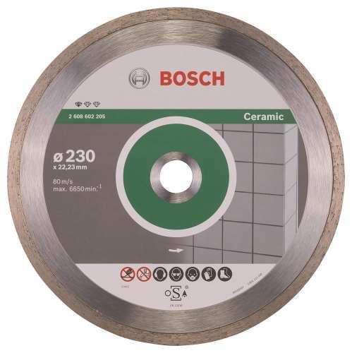 Disco Diam. Professional Ceramica Continuo 9  Bosch