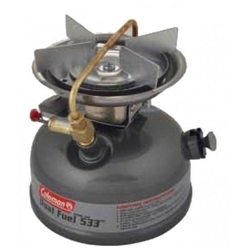 Estufa Gasolina Dual 1 Quemador 10500 B. 533a700g Coleman