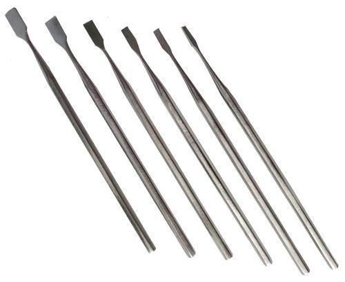Cincel Miniatura 2-7 Mm Juego 6 Piezas Obi