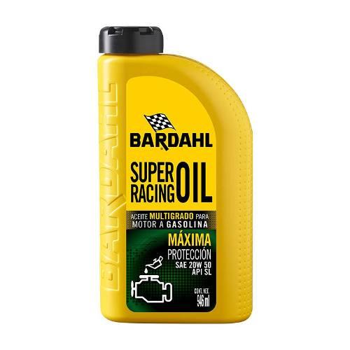 Aceite Multigrado Para Motor 20w-50 Sl 946ml Bardahl