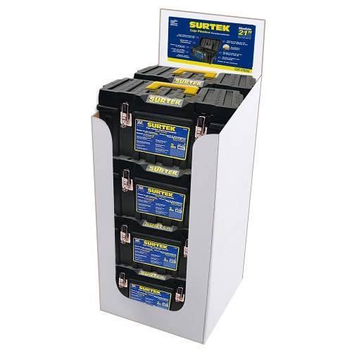 Despachador 8 Cajas Plásticas Cps20e Surtek