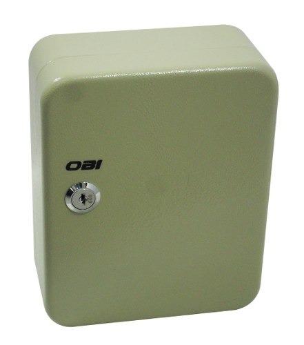 Caja Para 48 Llaves Con Llavero De Colores  25 Cm  Obi